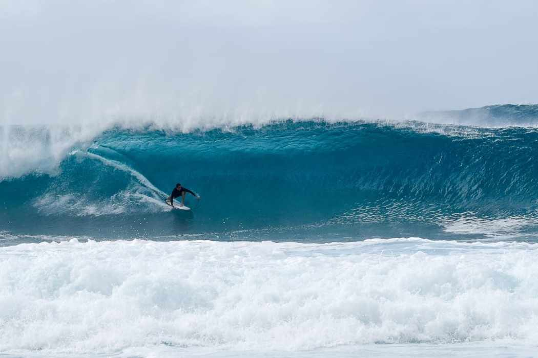 Oahu Hawaii Pipeline