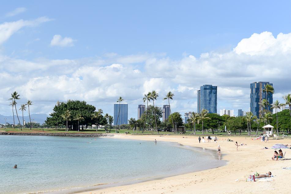 Oahu Hawaii Honolulu