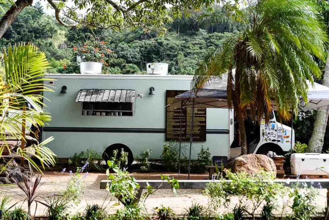 oahu hawaii north shore food truck