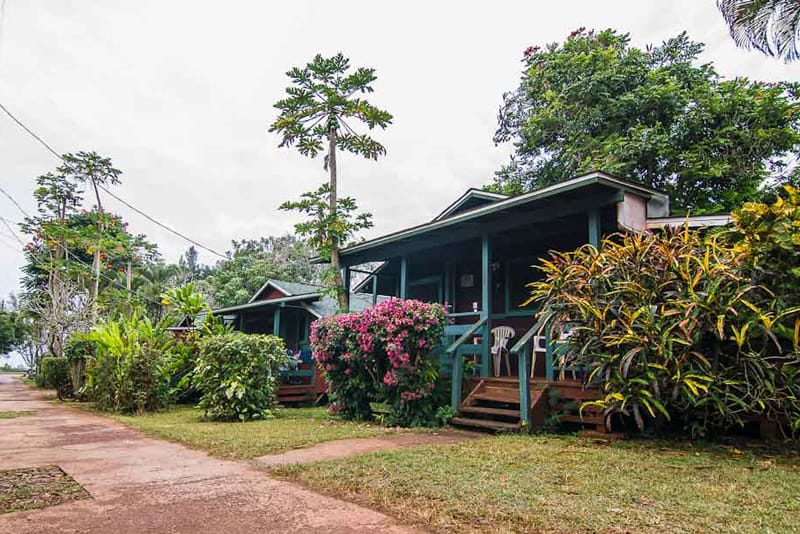 oahu hawaii north shore hostel