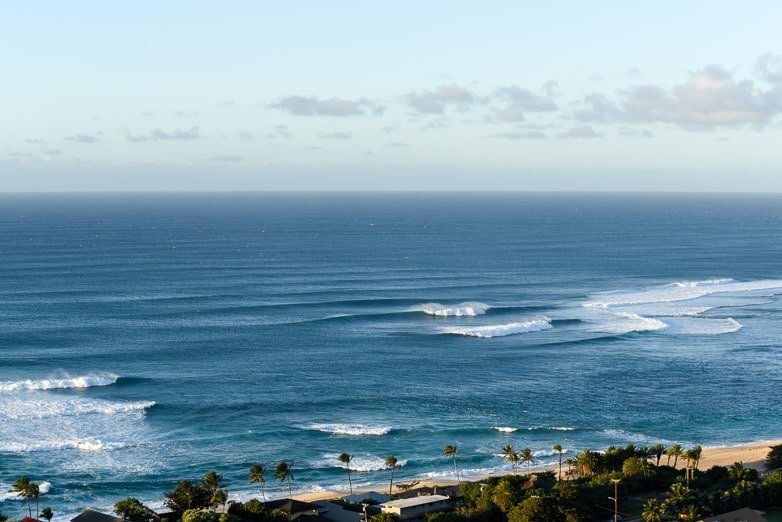 North Shore Oahu surf spots
