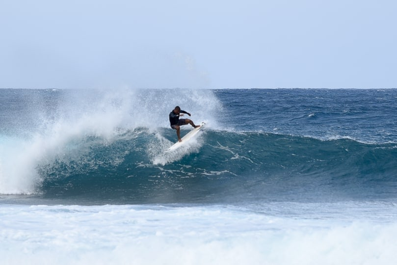 oahu surf spots rocky point