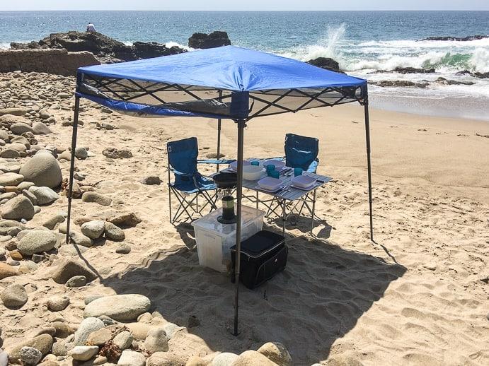 Camping in California / Aiyre Pacific Campervan