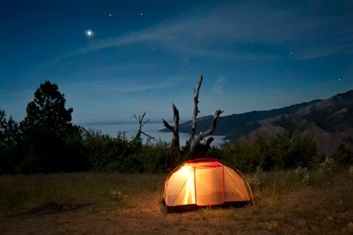 camping in california tips
