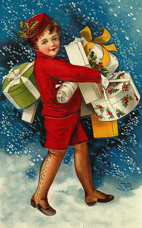 Enfants de Noël