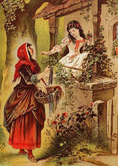 illustrations contes et fables divers  Page 5