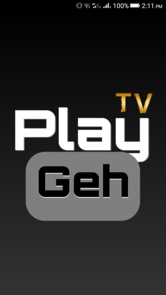 Screenshot of Play Geh Tv