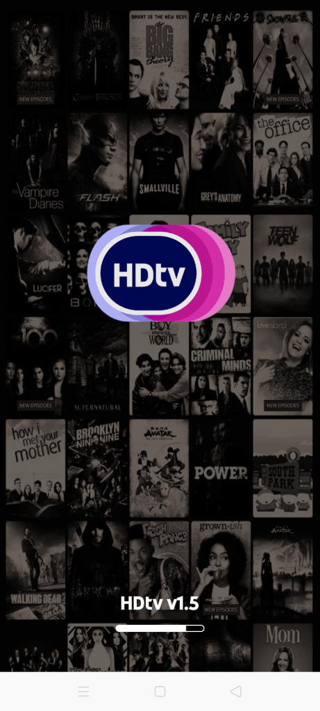 Screenshot of HDtv Ultimate