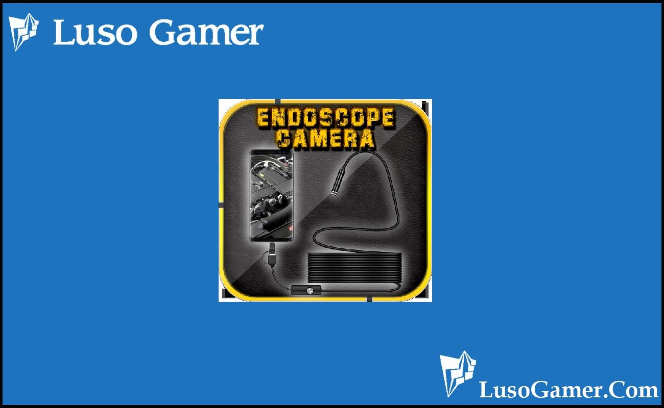 Endoscope Camera App