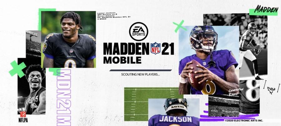 Screenshot of Madden Mobile NFL21 Apk