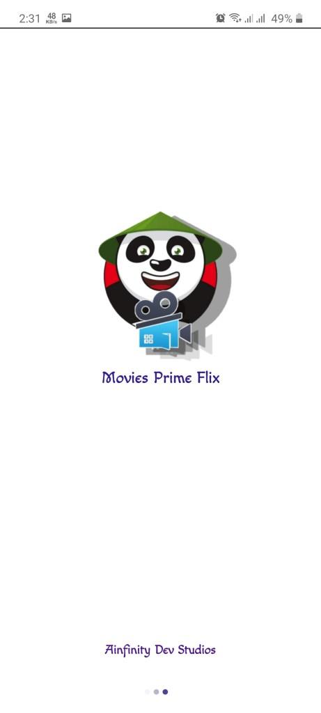 Screenshot of Moviesflix Pro