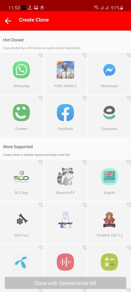 Screenshot of Desbanear Apk