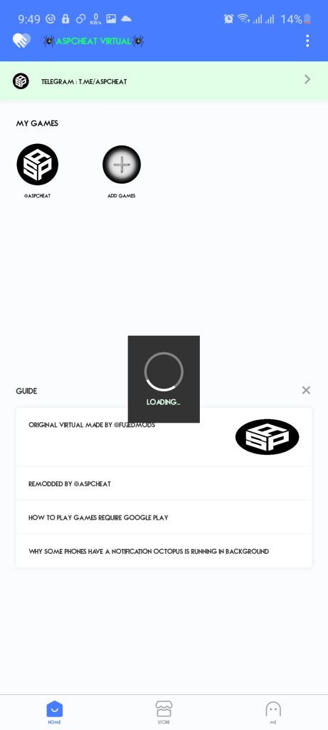 Screenshot of PUBG HQ Virtual Apk