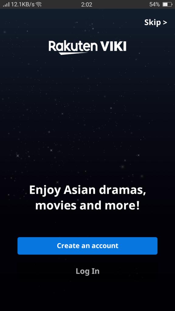 Screenshot of VIKI Pass Apk