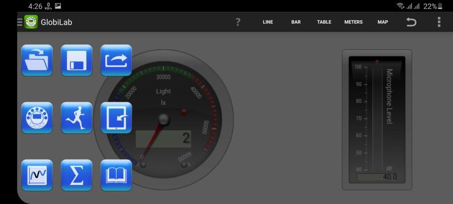 Screenshot of GlobiLab Apk
