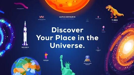 Screenshot of Universe in a Nutshell Apk