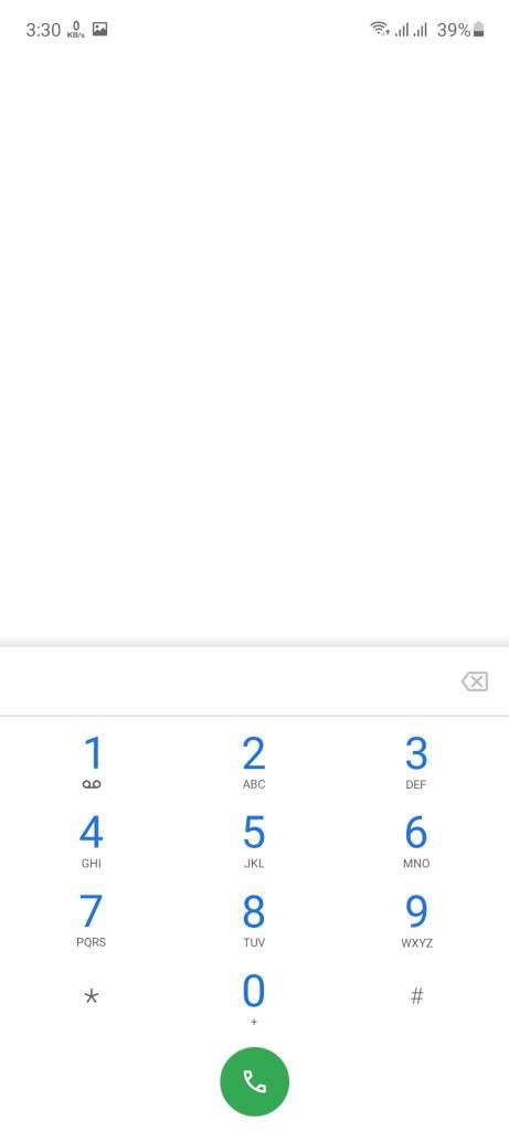 Screenshot of Verified Calls By Google