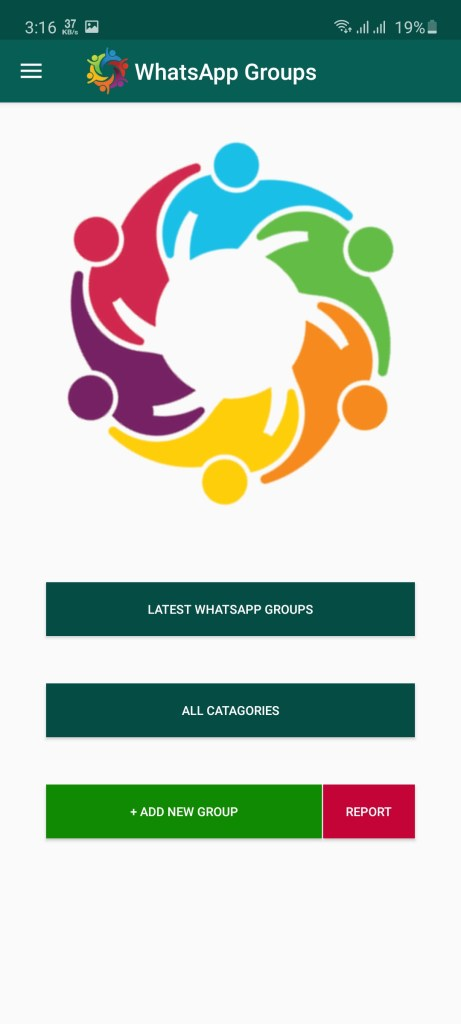 Download WhatsApp Group Link App For Android [Unlimited Groups]