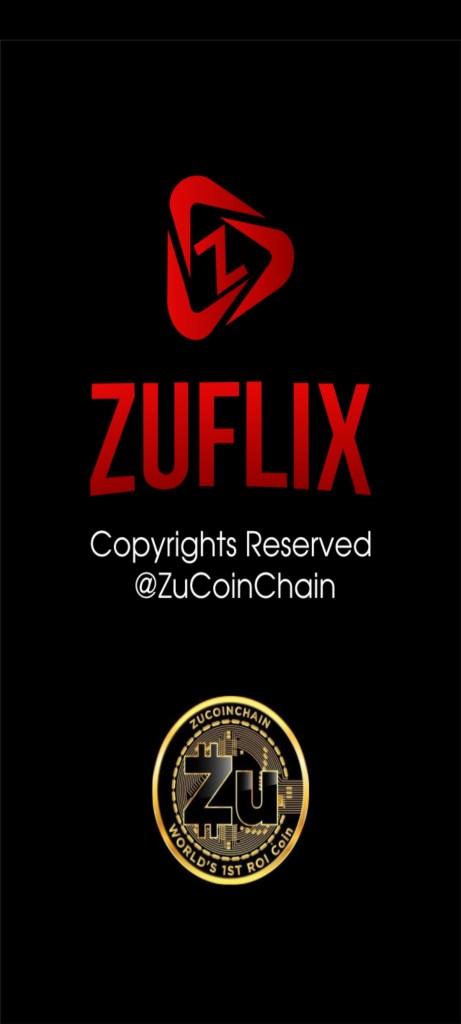 Screenshot of Zuflix