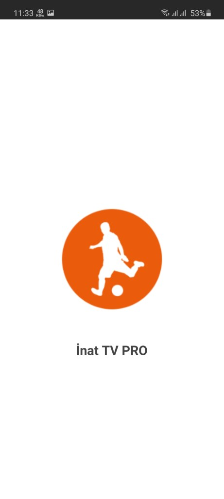Screenshot of INAT TV Pro Apk