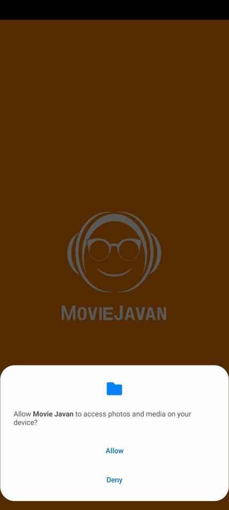 Screenshot of Movie Javan Apk