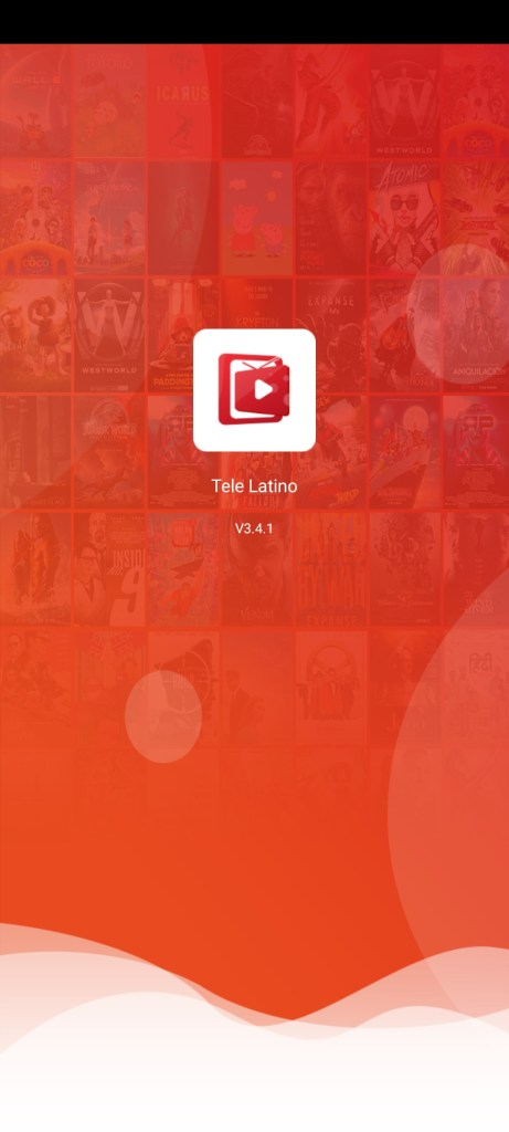 Screenshot of Tele Latino