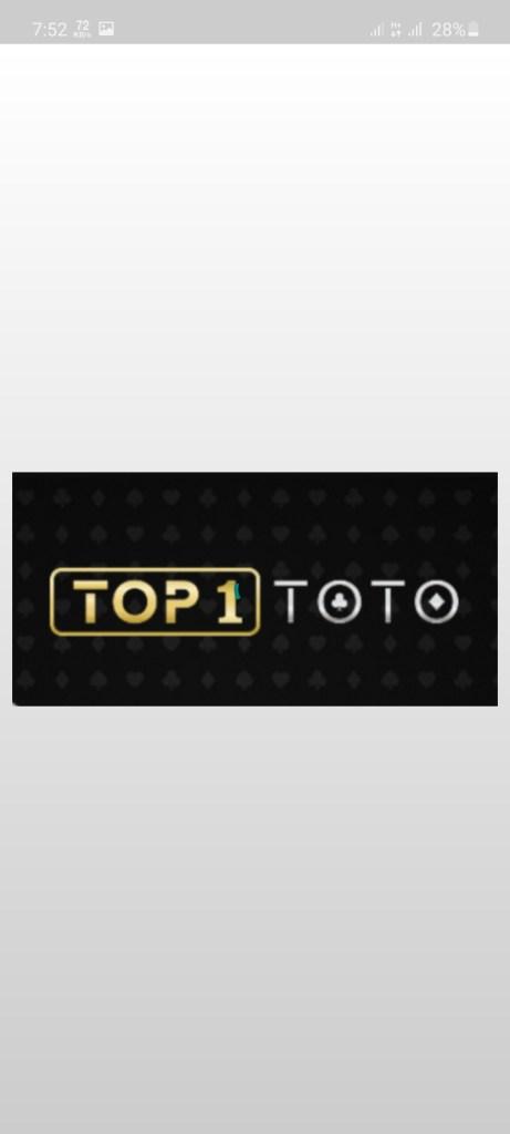 Screenshot of Top1TOTO