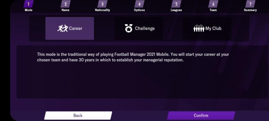Screenshot of FM 21 Apk