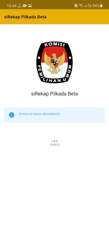 Screenshot of Sirekap For Android