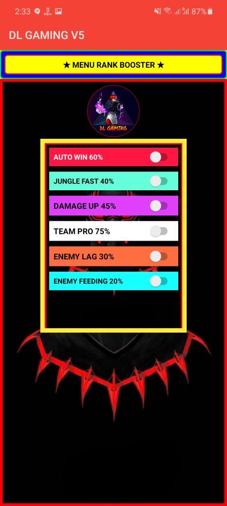 Screenshot of DL Gaming ML