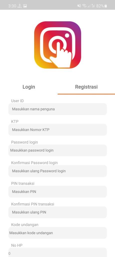 Screenshot of IGLike Apk