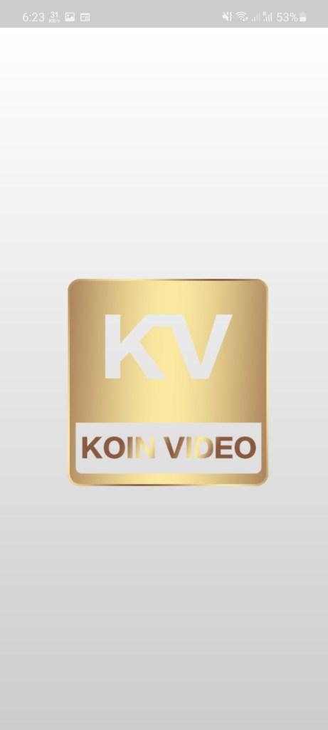 Screenshot of Koin Video Apk