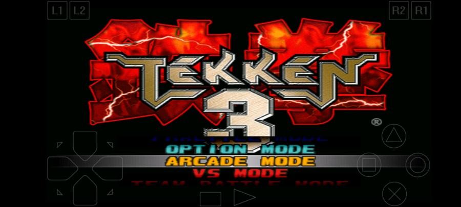 Screenshot of Tekken 3 Apk Download 35 MB
