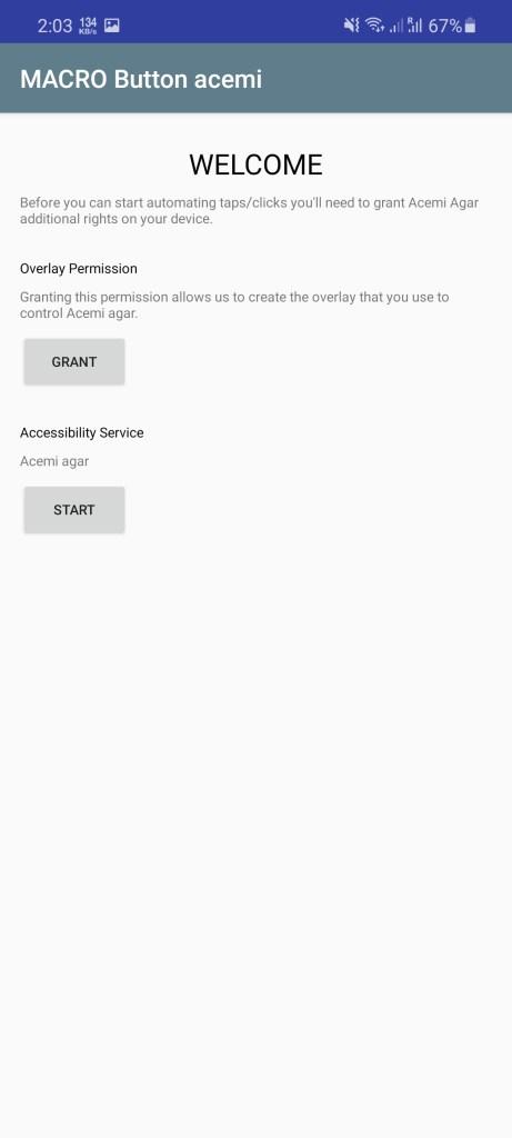 Screenshot of Agar Tool