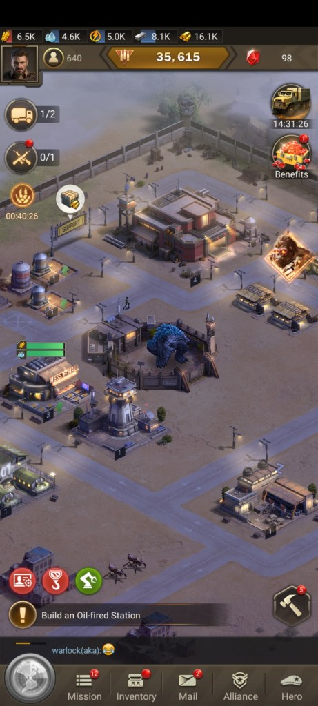 Screenshot of Age of Colossus Game Download