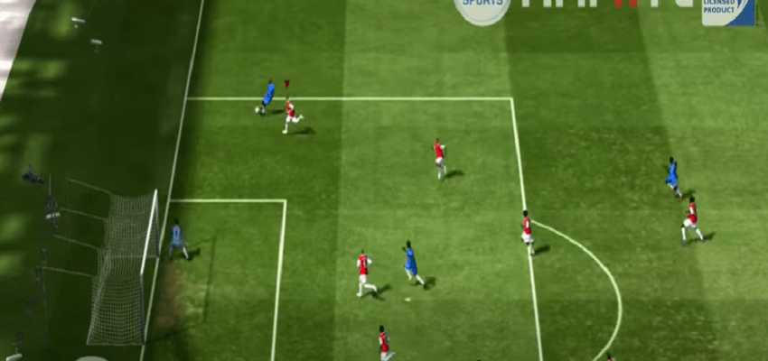 Screenshot of FIFA 11 Apk