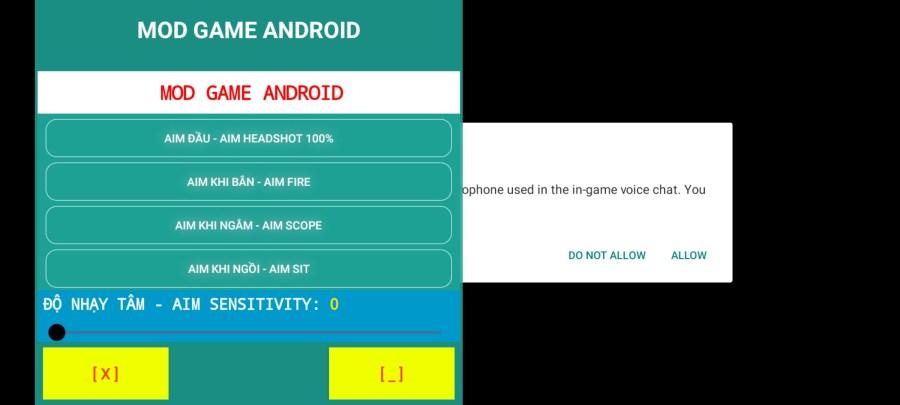 Screenshot of MGA v12 Download