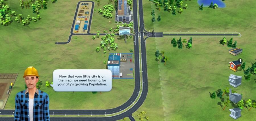 Screenshot of Simcity BuildIT Hack Android