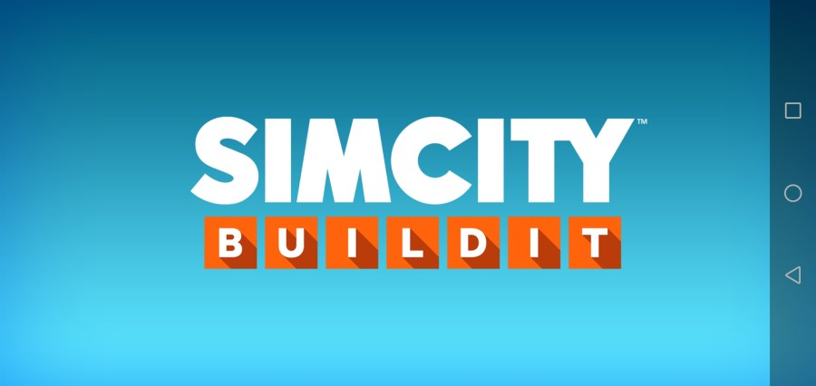 Screenshot of Simcity BuildIT Hack