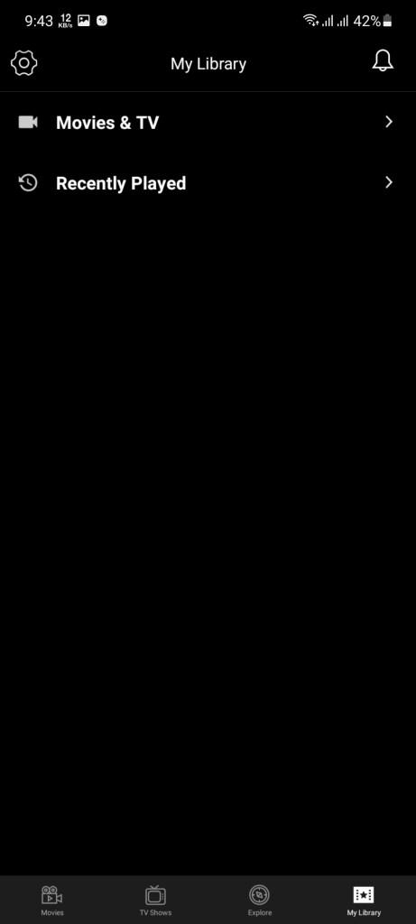 Screenshot of Zoshy Apk