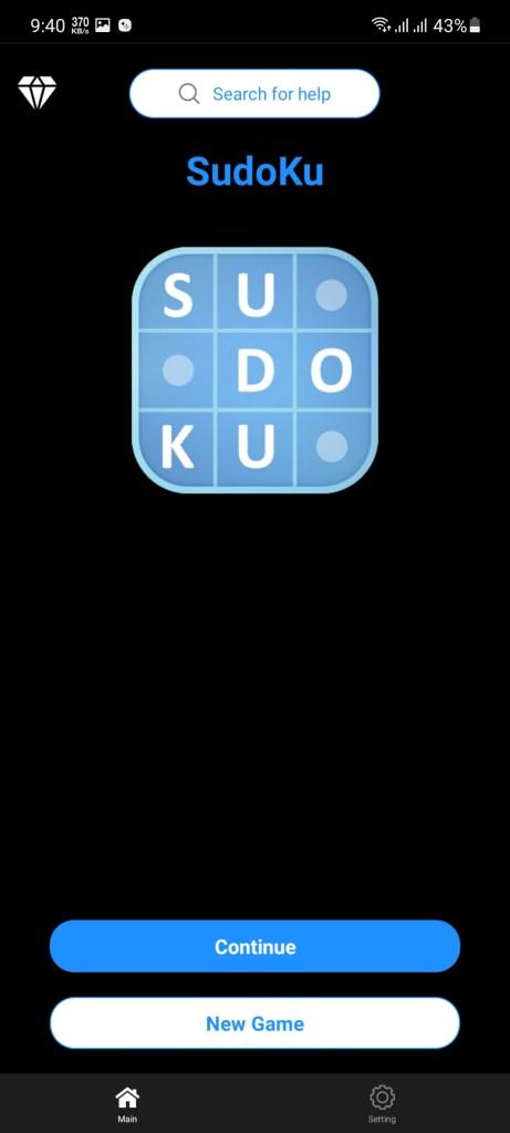 Screenshot of Zoshy Movie App