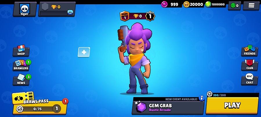 Screenshot of Brawl Stars Buzz Apk