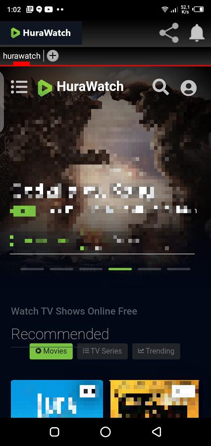 Screenshot of HuraWatch Apk