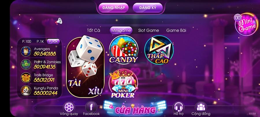 Screenshot of Ken88 App