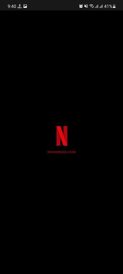 Screenshot of Netflix SV4