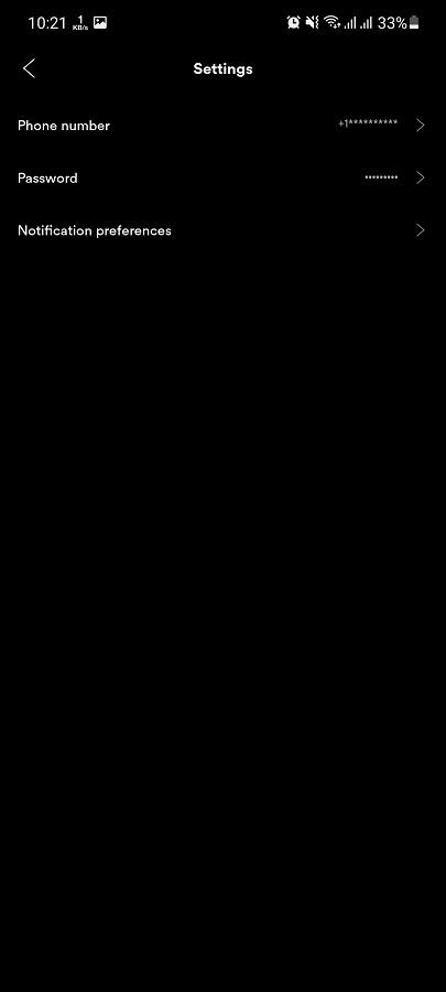 Screenshot of Spotify Green Room Apk