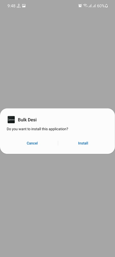 Screenshot of Bulk Desi Apk