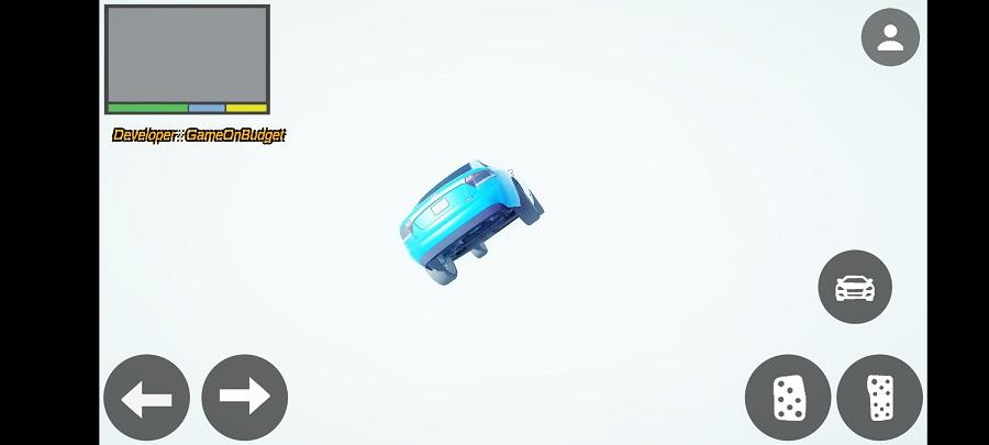 Screenshot of GTA 5 Beta Mobile