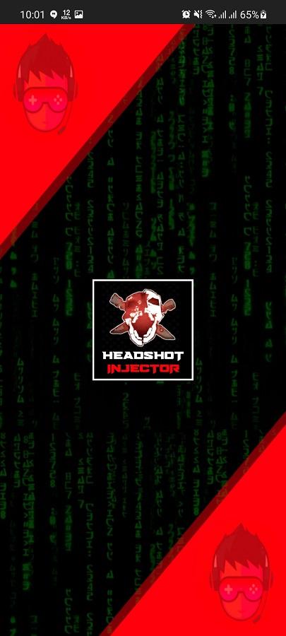Screenshot of Headshot Injector Apk