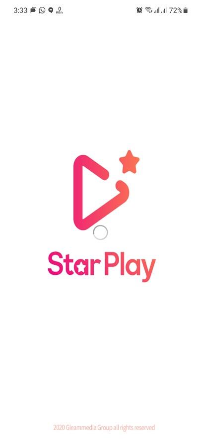 Screenshot of Star Play Apk